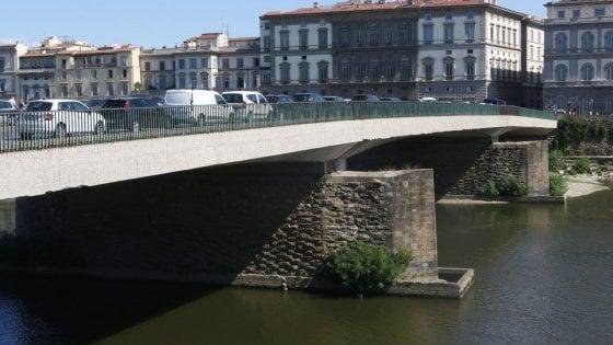 Firenze, occhi puntati su Ponte Vespucci: da lunedì chiuso per la messa in sicurezza