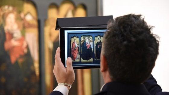 Firenze, gli Uffizi sono il museo italiano più seguito su Instagram