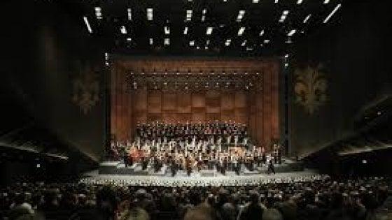 Firenze, il Maggio apre il teatro al pubblico per i 90 anni dell'orchestra