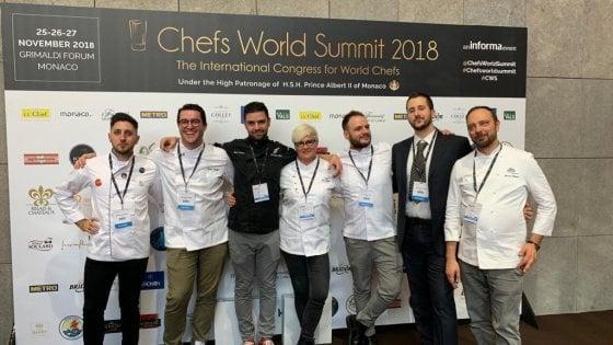 Gli chef toscani trionfano al Best Plate Challenge di Montecarlo
