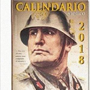Anpi, appello contro i calendari del Duce in vendita a Viareggio