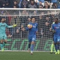 La Fiorentina non molla mai, un buon pareggio col Sassuolo