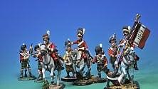 Soldatini e incisioni sull'epopea napoleonica in mostra a Firenze  foto