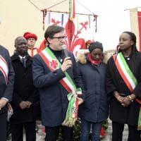 """Firenze ricorda Samb e Mor a sette anni dalla strage di piazza Dalmazia. Nardella: """"Politica non sfrutti intolleranza"""""""