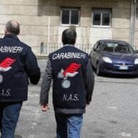 Gravi carenze igieniche: due mense chiuse dai Nas a Livorno e Pisa