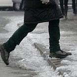 Maltempo, allerta per neve  e ghiaccio in Toscana