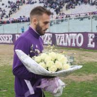 Fiorentina-Empoli, le immagini del primo tempo