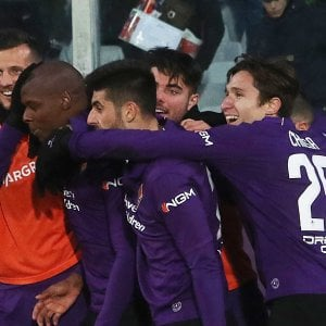 La Fiorentina ritrova i tre punti dopo due mesi e mezzo