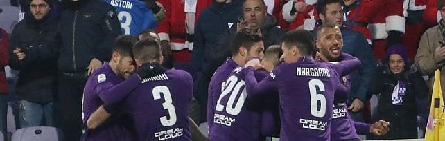 La Fiorentina ritrova i tre punti  dopo due mesi e mezzo: Empoli battuto 3-1