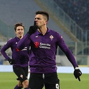 """Fiorentina, Pioli: """"Simeone? Preferisco altre esultanze"""""""