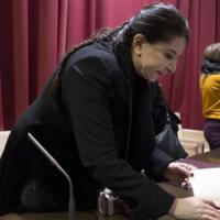 Firenze, Marina Abramovic: record di visitatori. L'artista: