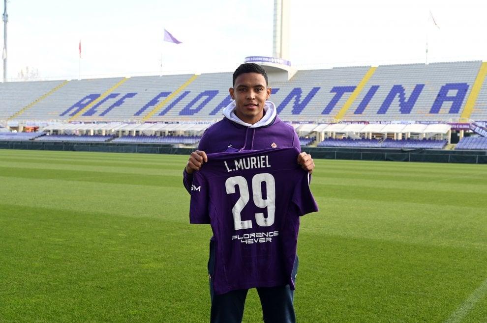 """Fiorentina, Muriel si presenta: """"Sogno di rimanere a Firenze per tanti anni"""""""