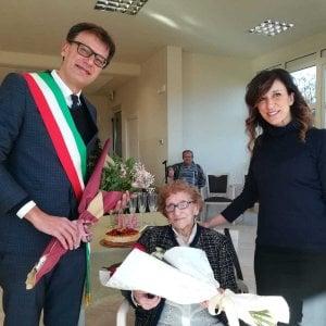 Il Chianti festeggia nonna Estella: spente 106 candeline