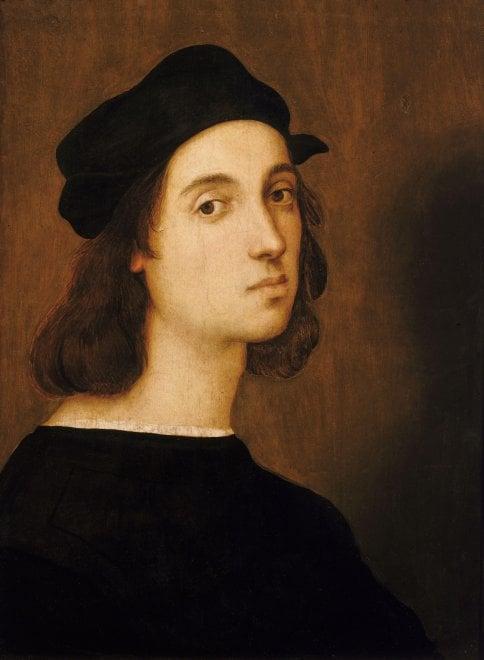 Dagli Stati Uniti a Firenze: è tornato a Palazzo Pitti l'autoritratto di Raffaello