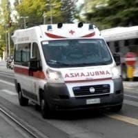 Auto contro camion, muore coppia di pensionati nel Pratese