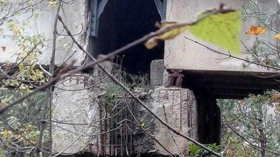 """""""Viadotto Puleto a rischio cedimento"""" sulla E45: la procura di Arezzo dispone il sequestro"""