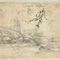I dubbi di Leonardo da Vinci: scoperte due stesure del Paesaggio