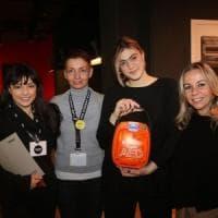 Firenze, operazione defibrillatori: aumentano in hotel e ristoranti