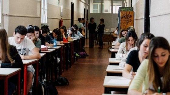 Maturità 2019, a Firenze gli studenti bocciano la doppia mat