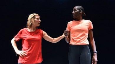 Rep :   Due donne e la maratona di New York: metafora di amicizia e speranza