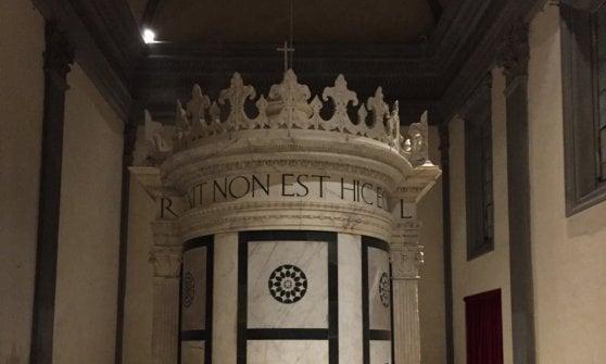 Arte e bambini, a Firenze un asilo nel museo