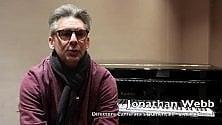 Concerto diretto da Webb con la Camerata strumentale di Prato