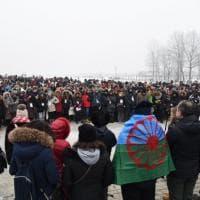 Il viaggio della Memoria in 30 scatti: gli studenti toscani sui luoghi della Shoah