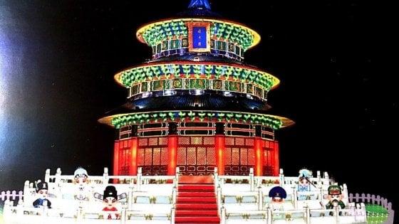 Maxi lanterne e dragoni: a Prato il capodanno cinese è da kolossal