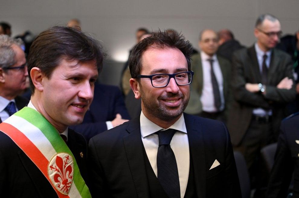 Firenze, l'inaugurazione dell'anno giudiziario con il ministro Bonafede