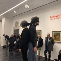 Museo Novecento: quelle parole incomprensibili e straniere