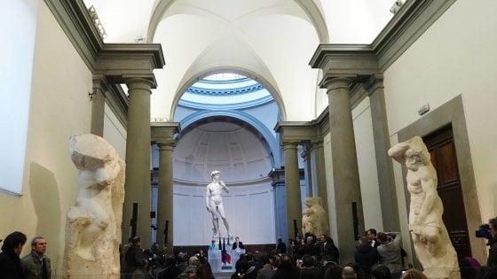 Domenica 3 febbraio, ingresso gratis alla Galleria dell'Accademia