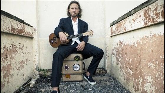 Eddie Vedder a Firenze Rocks 2019, info e biglietti per il concerto