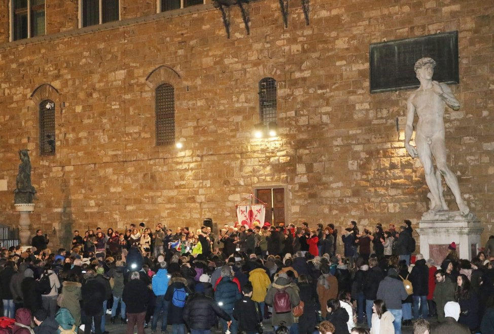 Firenze, in duemila alla camminata interreligiosa