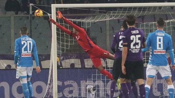 La Fiorentina soffre ma resiste: al Franchi finisce 0-0 con il Napoli