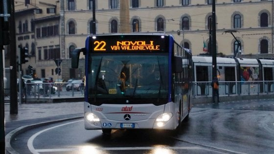 Firenze, addio 22: lo storico bus va in rimessa