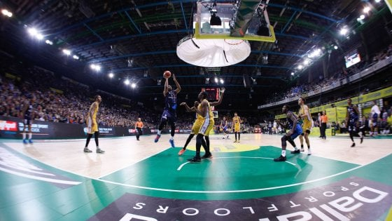 Il grande basket torna a Firenze, la Final Eight in scena al Mandela