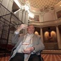 Zeffirelli compie 96 anni, ingressi gratis al museo per festeggiare il grande