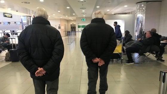 """Danilo Masotti: """"Mani dietro la schiena, dalla transenna all'aeroporto: vi spiego gli umarells"""""""