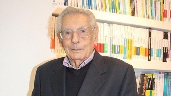 Addio a Luigi Bianchi, è stato direttore del Tirreno negli Anni Ottanta