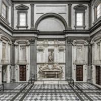 Firenze, torna a risplendere la Sagrestia Nuova di Michelangelo