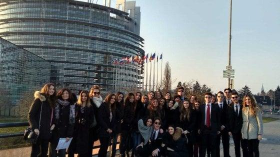 L 39 europa il diario di viaggio degli studenti del - Liceo gobetti bagno a ripoli ...
