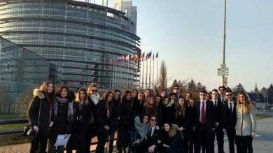 """""""L'Europa è"""": il diario di viaggio degli studenti del Gobetti Volta a Strasburgo"""