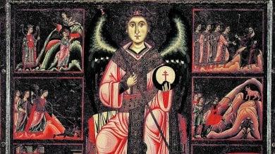 Rep :   San Casciano,  il censimento delle opere d'arte e gli appunti segreti di Carocci