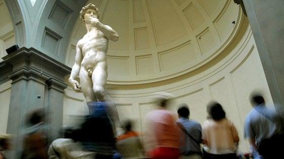 Firenze, venti giornate gratis alla Galleria dell'Accademia: ecco il calendario