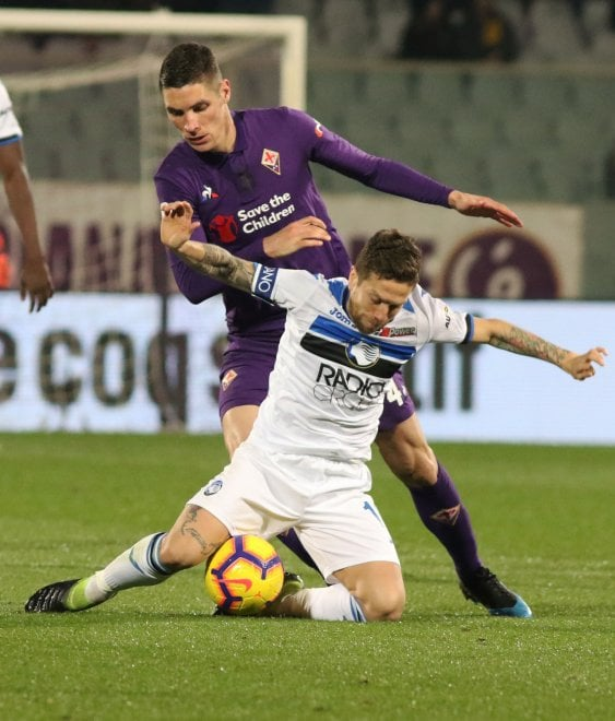 Fiorentina-Atalanta, il secondo tempo