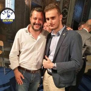 """Augusto Casali, """"Facebook down"""". E il sedicente stratega social leghista posta foto di bambini disabili"""