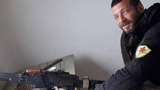 Chi era Lorenzo Orsetti, l'italiano ucciso dall'Isis in Siria