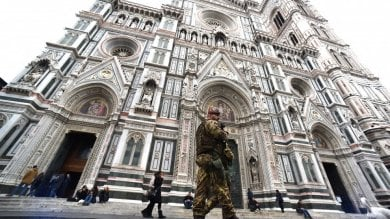 Terrorismo, rafforzate  le misure di sicurezza a Firenze