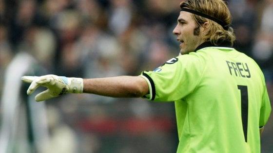 """Calcio, il portiere Sebastien Frey: """"Ho rischiato di morire per un virus"""""""