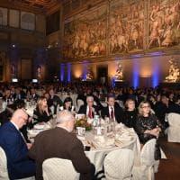 Astori, cena di gala nel Salone dei Cinquecento